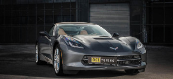 Chevy Corvette Stingray 1